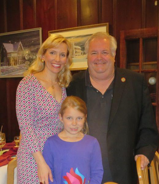 Nic, Greta & Senator Wayne Norman 4-12-16